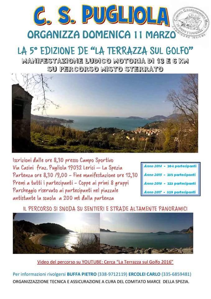 5^ La Terrazza sul Golfo - Spezia Marathon DLF - La Spezia